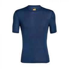 Icebreaker - Koszulka męska Mens 175 Everyday SS Crewe Estate Blue