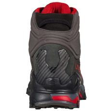 La Sportiva - Buty Ultra Raptor II Mid Leather GTX carbon / tango red