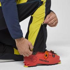 Millet - Spodnie skitourowe męskie Touring Shield II PT black / wild lime
