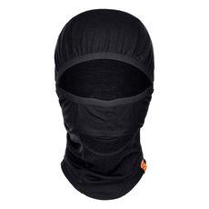Ortovox - Kominiarka z wełny merino Whiteout Mask black raven