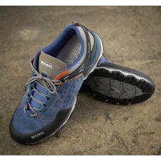 Meindl - Buty trekkingowe męskie Ontario jeans / orange