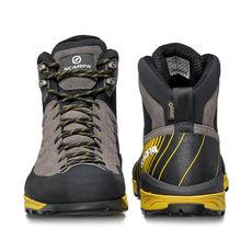 Scarpa - Buty trekkingowe Mescalito Mid GTX titanium - citrus