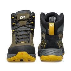 Scarpa - Buty trekkingowe męskie Rush Trek GTX military - mustard
