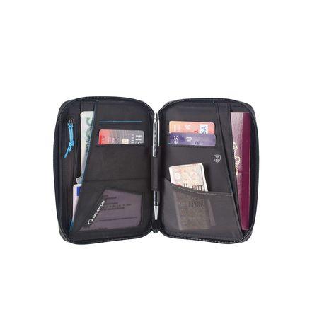 38ec7f6f56157 ... grey Lifeventure - Portfel turystyczny - Mini Travel Wallet