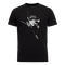 Black Diamond - T-shirt męski M SS Faceshot tee black-white